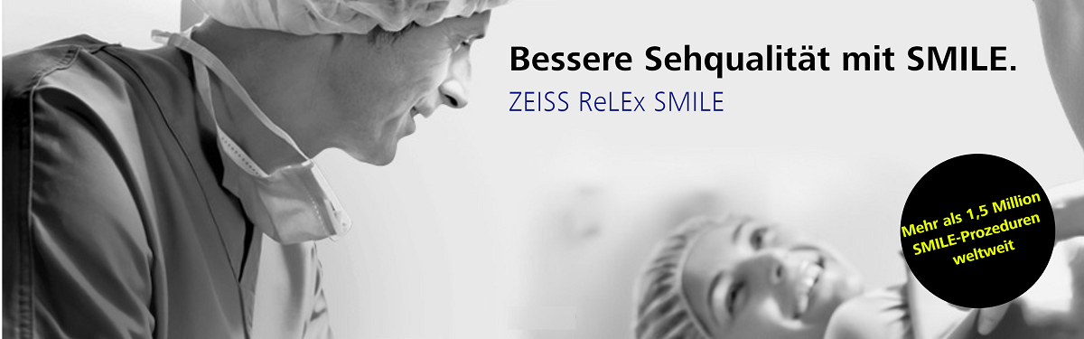 Relex Smile Dr. Kocmut Augenlaser